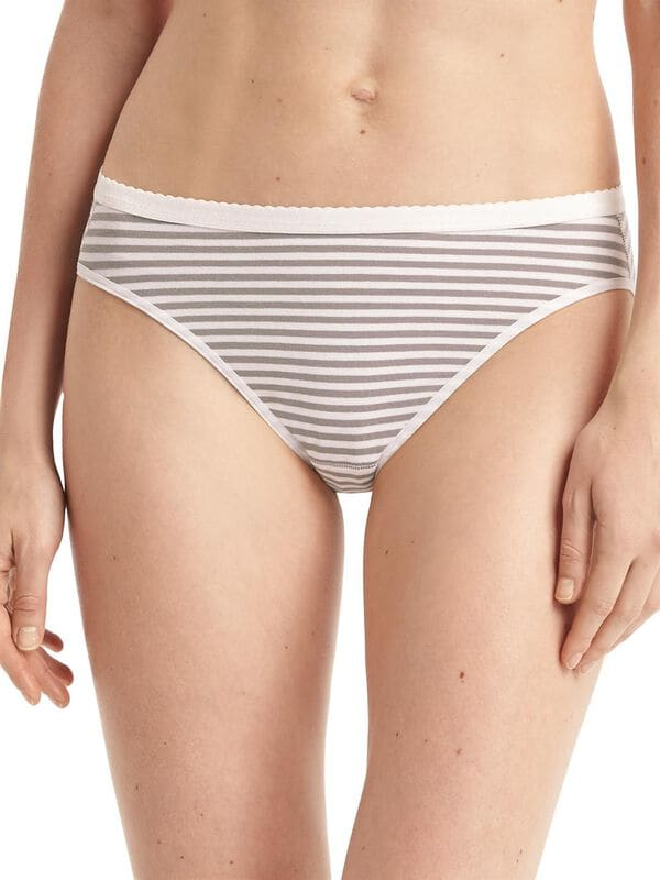 Gap - Stretch Cotton High Leg Brief - 2