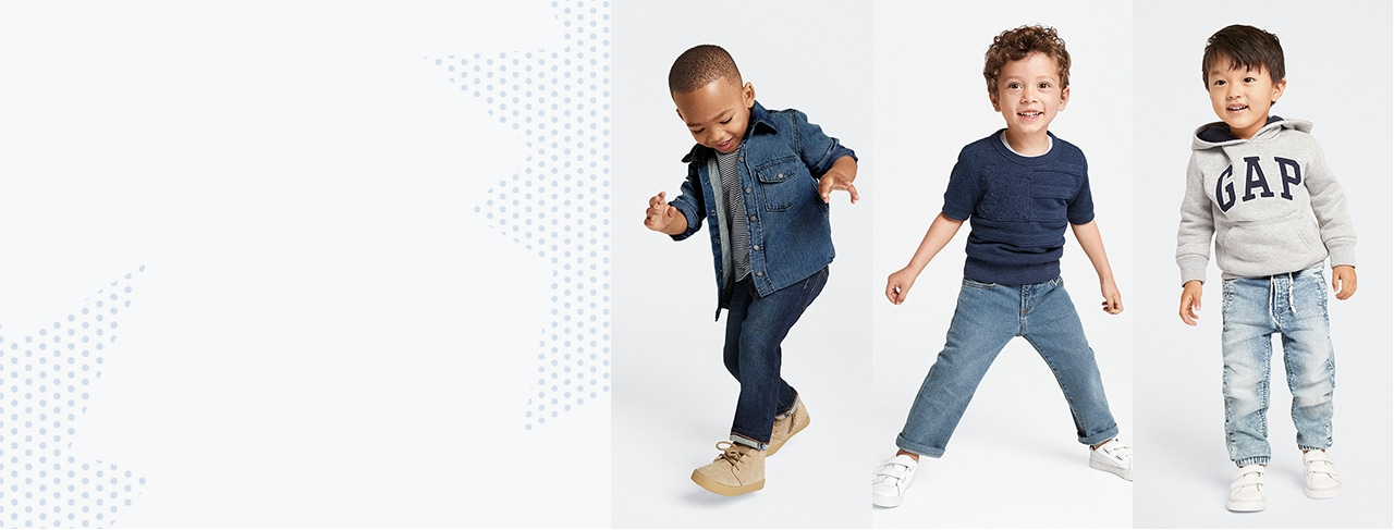 shop toddler boys denim